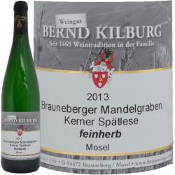 Kerner Brauneberger Mandelgraben - Spätlese