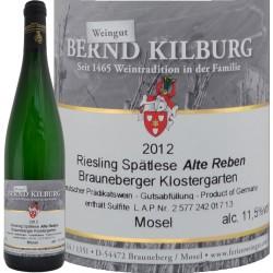 Riesling Brauneberger Klostergarten Spätlese - Alte Reben