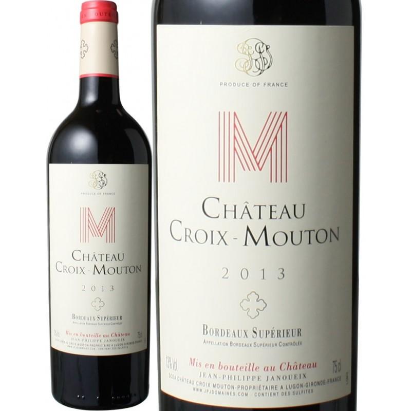 Chateau Croix Mouton magnum
