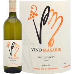 Pinot Muscat cuvée 2016 polosuché