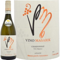 Chardonnay VOC 2016 polosuché
