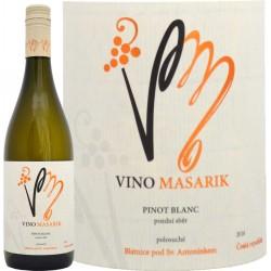 Pinot Blanc pozdní sběr 2016 polosuché
