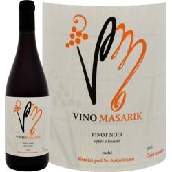 Pinot Noir výběr z hroznů 2015 suché