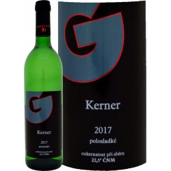 Kerner 2017 polosladké