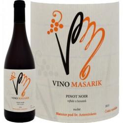 Pinot Noir pozdní sběr 2016 suché