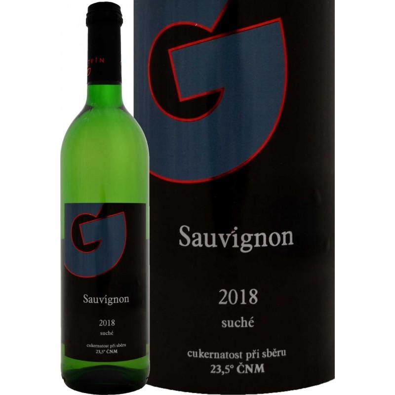 Sauvignon 2018 suché