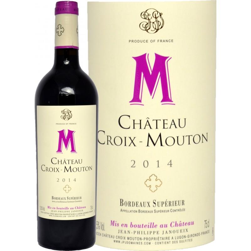 Chateau Croix-Mouton