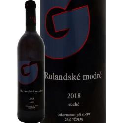 Rulandské modré 2018 suché