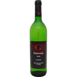 Chardonnay 2019 polosladké